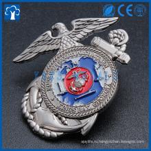 король Бэй Грузии американской морской пехоты сил безопасности батальона военный сувенир монеты