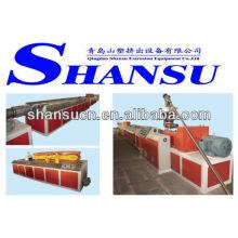 WPC PVC/PE Panel Plastic Extruder Machines sale