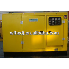 Preço baixo! Venda quente 58kw silencioso Deutz diesel gerador com CE