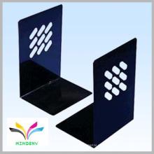 schwarz pulverbeschichtet smartable L Form Zähler Metall Buchgestell