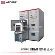 KEMA a certifié le plateau de transfert de disjoncteur de vide de moyenne tension d'appareillage