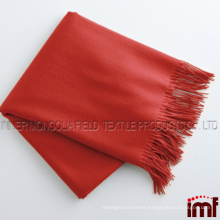 Woven Cashmere Throws,Fringed Cashmere Throw