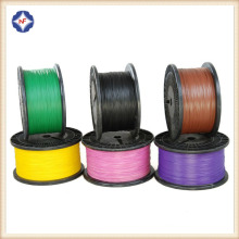 Tie Reel Twist Plastic Colorful
