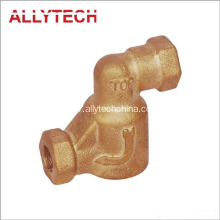 Brass Pipe Fittings by Die Casting