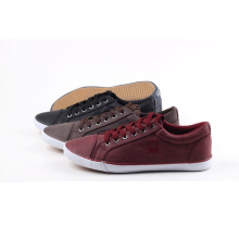 Men Shoes Leisure Comfort Men Canvas Shoes Snc-0215003