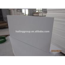 matériaux ignifuges de silicate de calcium de type de matériel de haute température pour l'isolation thermique de four de coke industriel de porcelaine