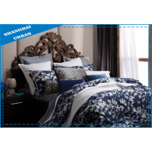 3PCS European Style Printed Polyester Bedding Set