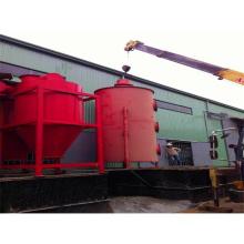 Machine de traitement pour la station de transfert des déchets pour les déchets solides / déchets urbains / déchets vivants à la machine de l'énergie