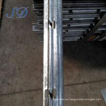 Proveedor de China galvanizado Vineyard Metal Trellis Post