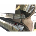 PE Double Wall Corrugated Pipe extrusion