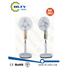 DC Solar Rechargeable Stand Fan