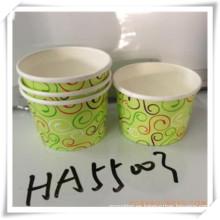 Copa de helado para regalo promocional (HA55003)