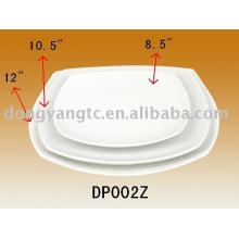 Custom logo ceramic all kinds of plates