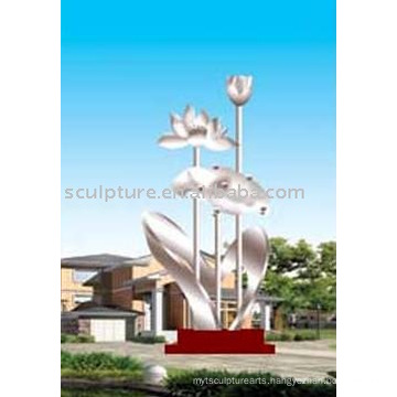great fascination sculpture,stainless steel garden sculpture