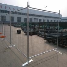 Galvanized Welded Wire Mesh Australia  Temporary Fence Metal Feet