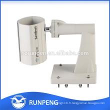 Boîtiers en aluminium de haute qualité de moniteur de précision de moulage mécanique sous pression