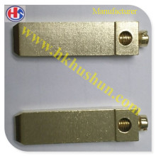 Chinese Manufacturer Whole Sale Brass Shrapnel, Brass Contacts Electrical (HS-BS-002)