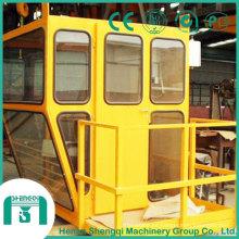 Cabina de operador de grúas y grúas de pórtico