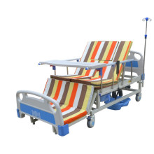 Colorful Multiple Funtional Electrical Medical Bed