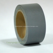 Gray T/C Reflective Fabric for Safety Vest