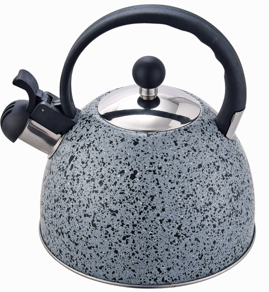 Fh 005m Stainless Steel Whistling Kettle 1