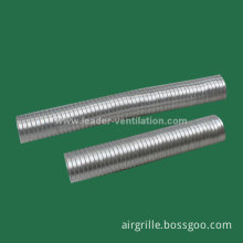 Semi-rigid flexible duct