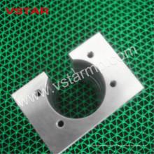 Подгонянный CNC подвергая механической обработке, металл обрабатывая части машинного оборудования алюминиевой продукции ВСТ-0965