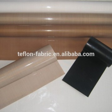 Leading manufacturer! High temperature resistance non-sticky ptfe fabric