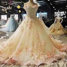 LS00114 fora do ombro vestido de verão mulheres longo trem formal marca de luxo vestidos