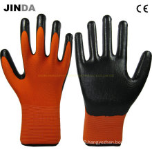 Ns019 Nitrile Coated Work Gloves