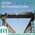 2016 Qd Model Overhead Crane with Hook Capacity 20/5 Ton