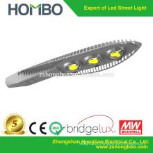 135lm / w conduziu iluminação de rua fabricante da China com sensor de movimento
