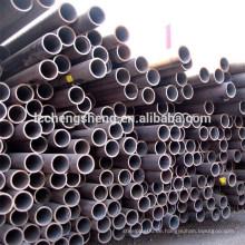 Schwarzes Stahlrohr astm a134 verzinktes rundes Stahlrohr von Liaocheng Shandong China