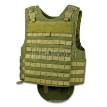 Tactical Molle Vest con SGS estándar para militares