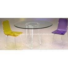 Plaque acrylique pour la fabrication de meubles