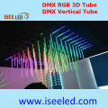 أضواء ملهى ليلي Dmx 3D Hanging Tube