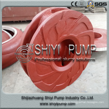 Wear-Resistant Slurry Pump Parts