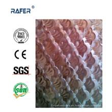 Hoja de acero en relieve de alta calidad de la venta caliente (RA-C041)