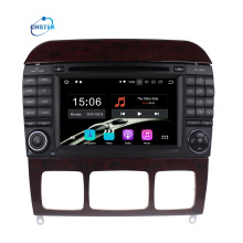 Android Auto Head Unit Benz S430
