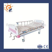 Cama de paciente manual de la fuente FB-11 de China con dos funciones