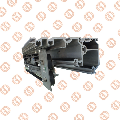 6063 Aluminum Alloy Supporting Beams for Telescopic Doors