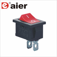 Mini KCD1-101 Rocker Switch