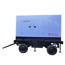 Cheap price for Mobile Diesel Generators best home generator 150kw yuchai export to South Africa Wholesale