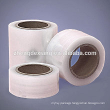 Practical Plastic Clear Lldpe Stretch Film Wrap