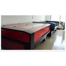 Máquina de corte e gravação a laser CNC de preço barato para roupas