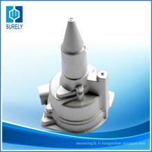 Fabriqué en Chine de pièces détachées en aluminium spécialisé en fonte d'aluminium