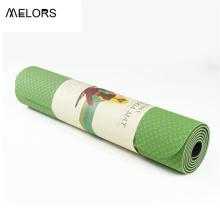Tapete de ioga TPE resistente ao desgaste por preço de fábrica barato