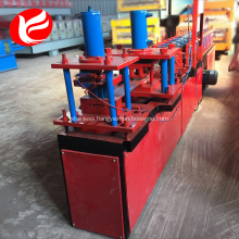Automatic galvanized steel roll-up rolling shutter roller door forming machine