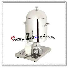 C102 10.5L Edelstahl Milch Urn / Milchspender Maschine