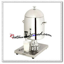 C102 10.5L Stainless Steel Milk Urn / Milk Dispenser Machine